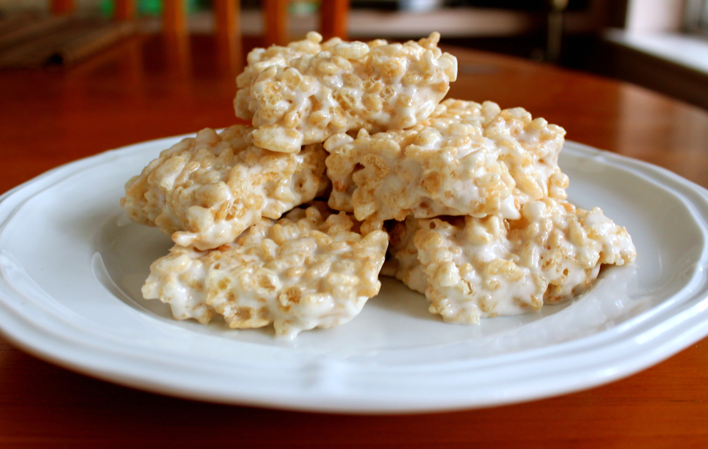 Rice krispies treats with homemade marshmallow 52 kitchen adventures rice krispies treats with homemade marshmallow ccuart Choice Image